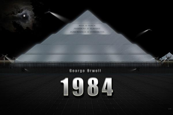 Je me souviens d'avoir lu 1984 en une nuit