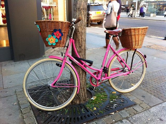 Je me souviens de mon vieux vélo qui crevait tout le temps