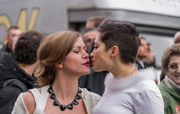 Je me souviens de mon premier baiser en Russie