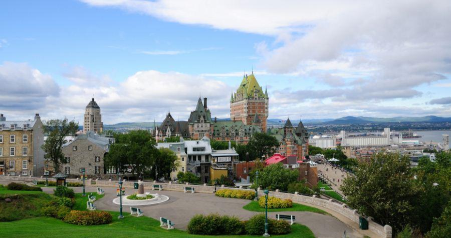 Je me souviens de mon enfance au Québec