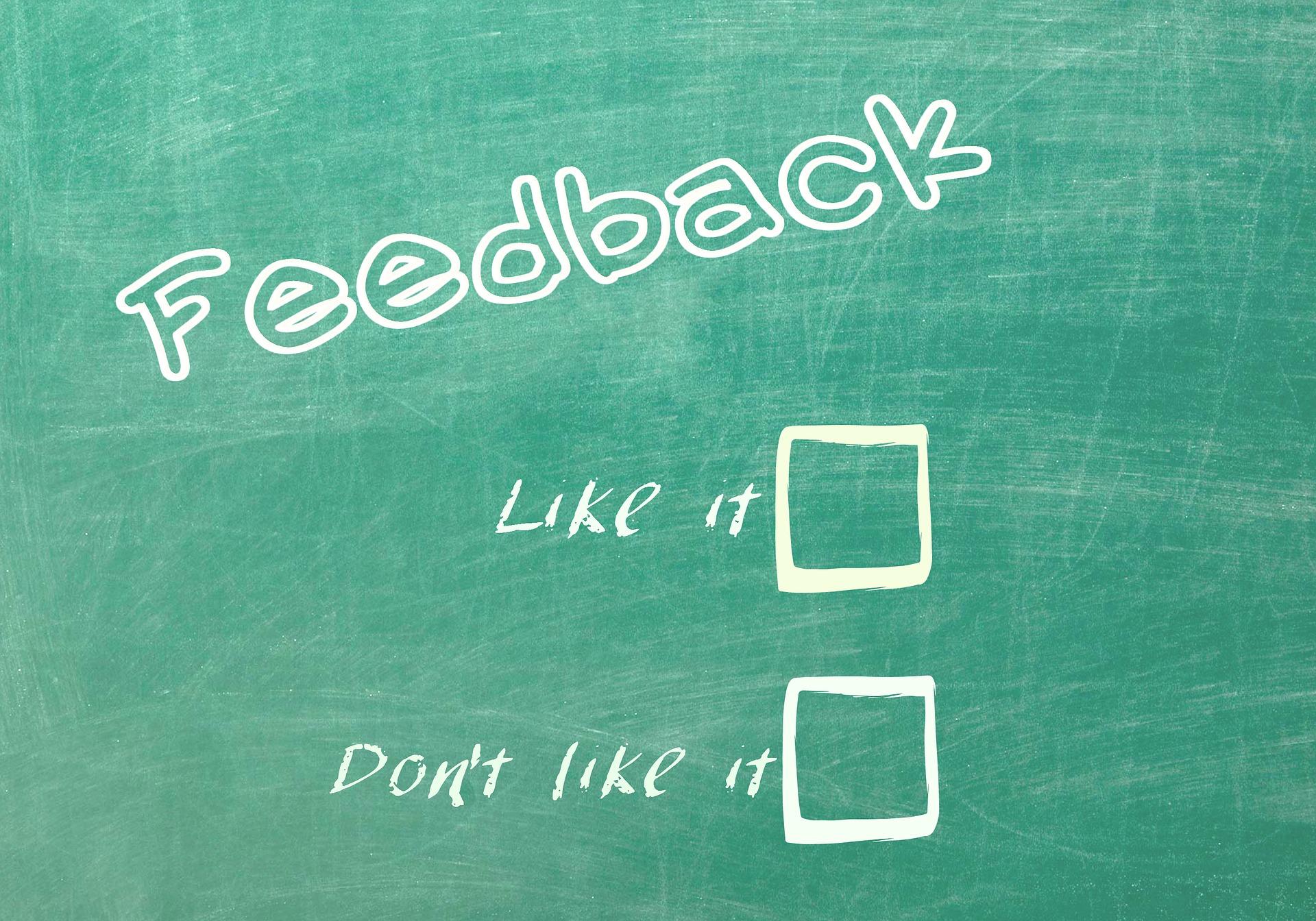 Je me souviens de ma gestion des feedback au travail