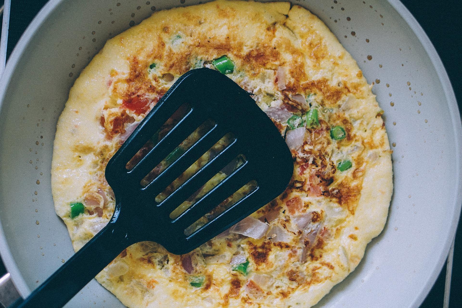 Les différentes variantes d'omelette